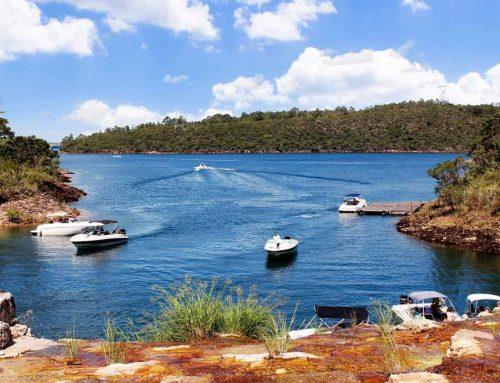 Lago de Furnas terá cota mínima para navegação