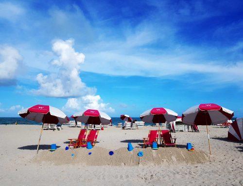 W South Beach: hotel de luxo em Miami Beach