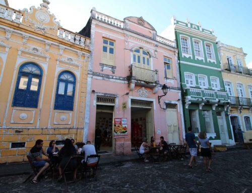 Salvador: colorida, alegre e energizante!